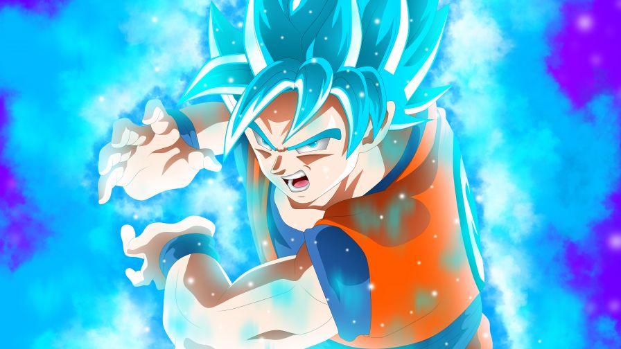 Goku Dragon Ball Super Z Hd Wallpaper For Desktop And Mobiles Wallpapers Net