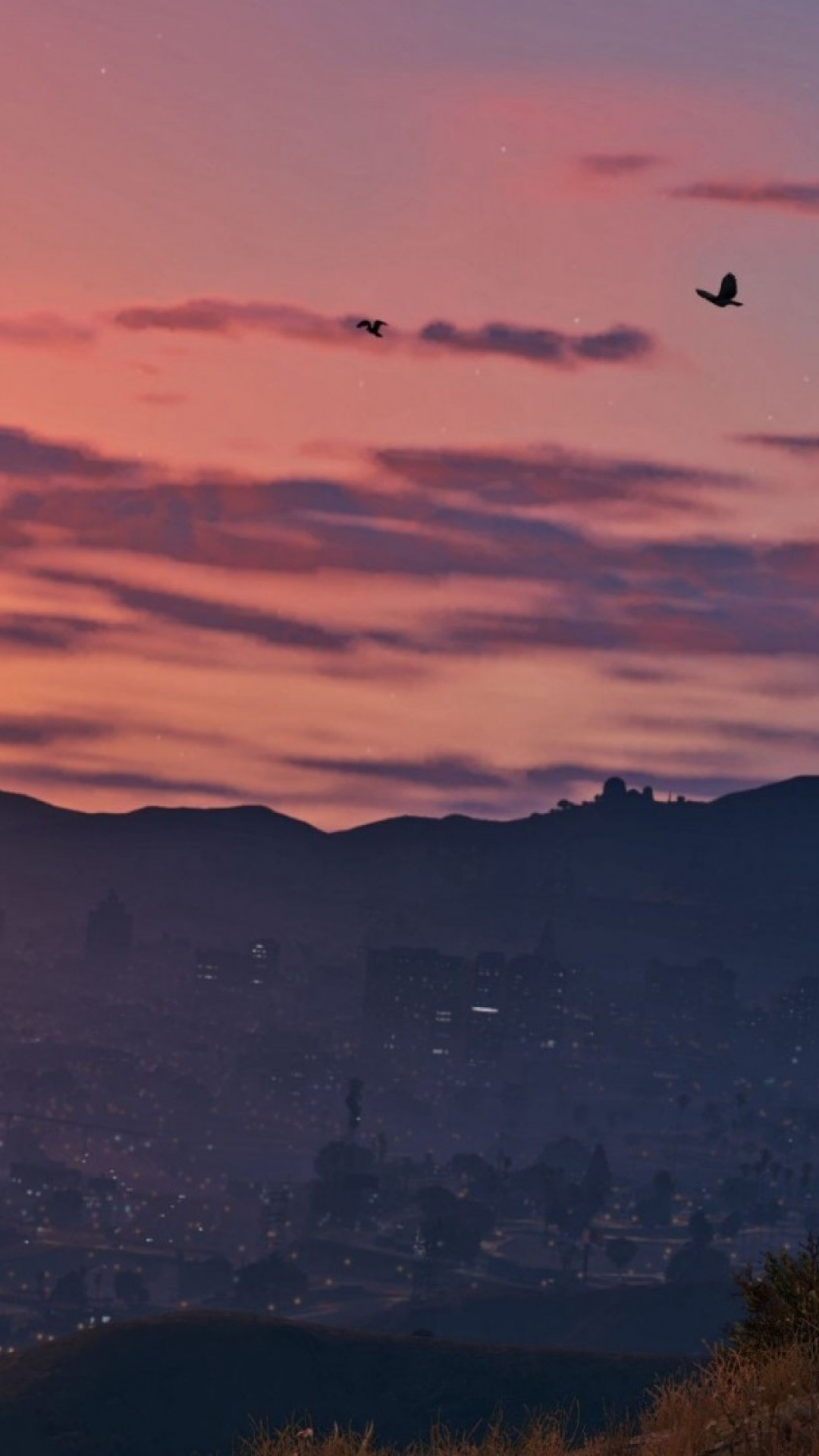 Grand Theft Auto V Dawn HD Wallpaper