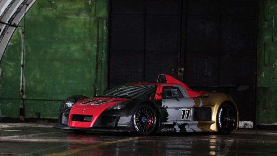 Gumpert Apollo R HD Wallpaper