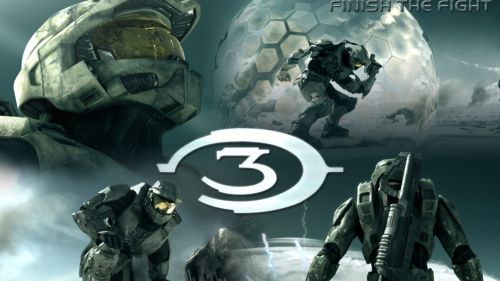Halo 3 HD Wallpaper