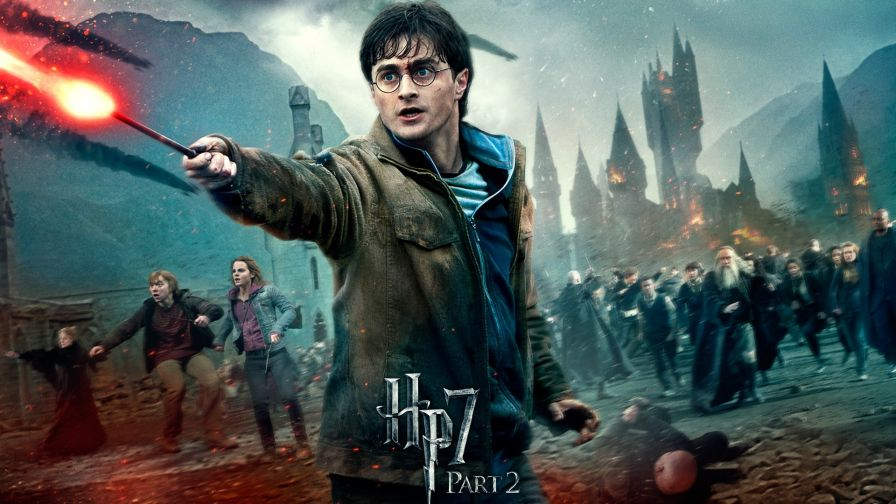 Harry Potter Deathly Hallows Part 2 Hd Wallpaper for Desktop and Mobiles