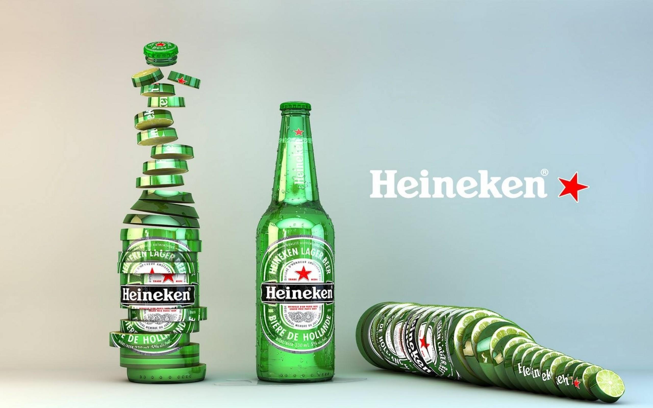 heineken beer hd wallpaper for desktop and mobiles 13 retina