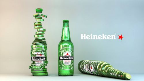 Heineken Beer Hd Wallpaper for Desktop and Mobiles