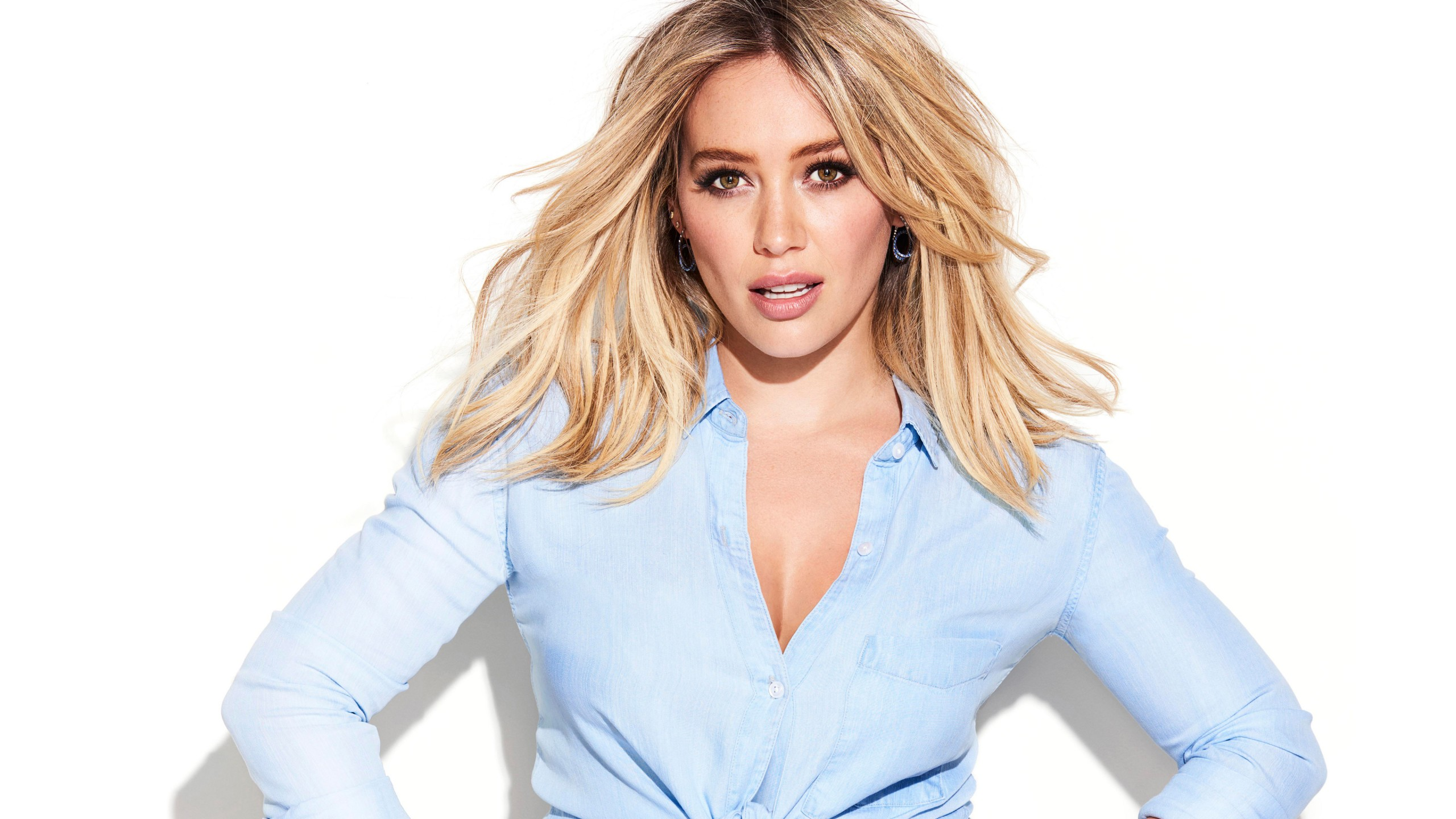 Hilary Duff Hd Wallpaper for Desktop and Mobiles