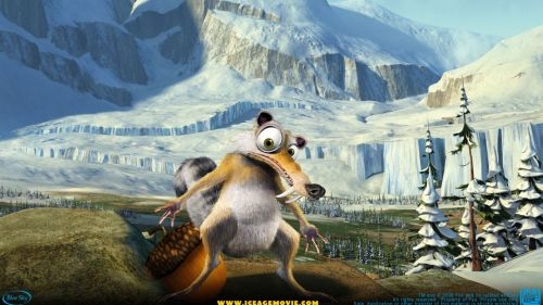 Ice Age 3 Dawn of the Dinosaurs HD Wallpaper