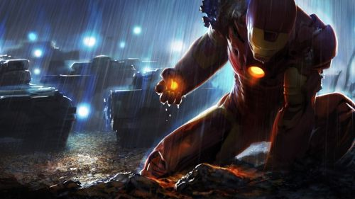 Iron Man Full Hd Wallpaper for Desktop and Mobiles