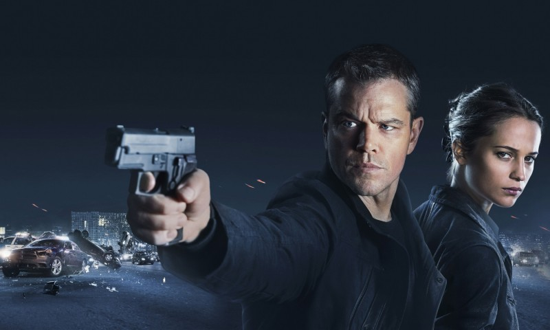 Jason Bourne HD Wallpaper