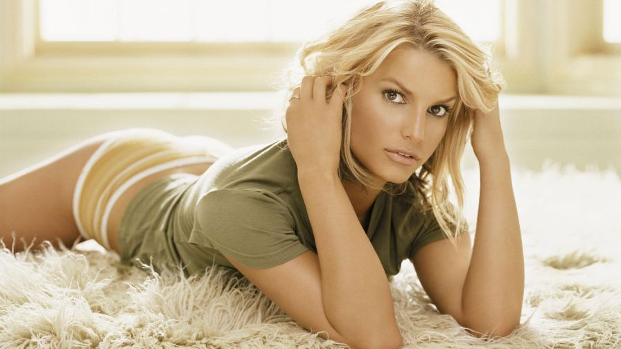 Jessica Simpson Hd Wallpaper for Desktop and Mobiles