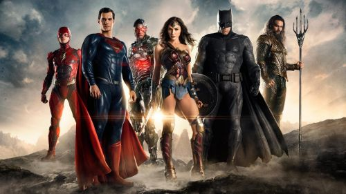Justice league HD Wallpaper