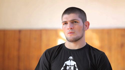 Khabib Nurmagomedov HD Wallpaper