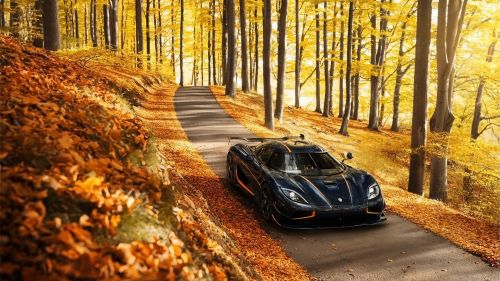 Koenigegg Agera RS HD Wallpaper