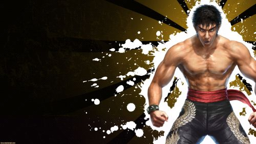 Law Tekken HD Wallpaper