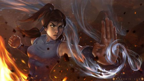 Legend-of-Korra HD Wallpaper