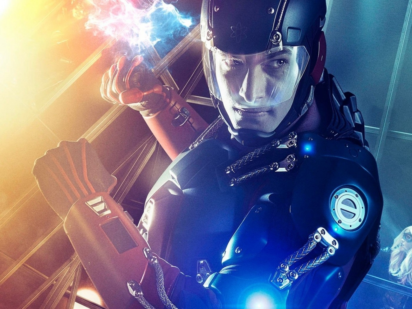 Legends of tomorrow HD Wallpaper