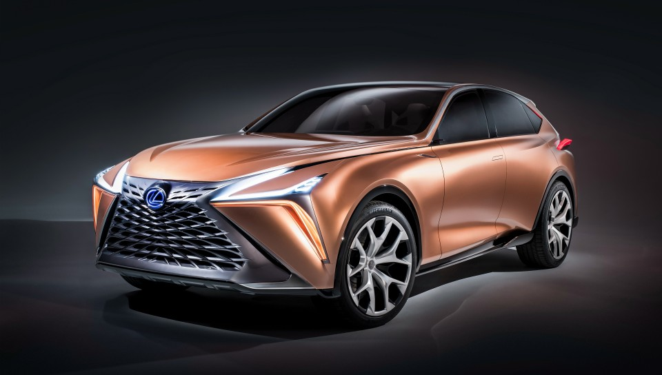 Lexus lf-1 Hd Wallpaper for Desktop and Mobiles