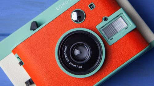 Lomo camera HD Wallpaper