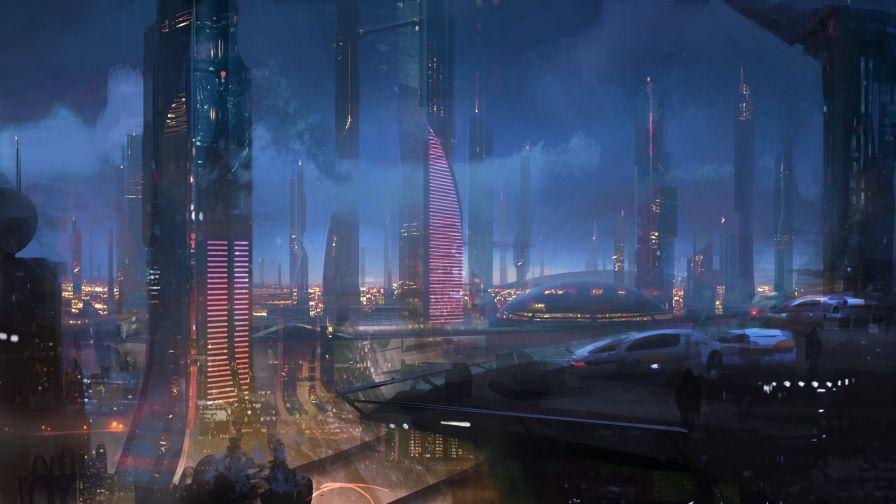 Mass Effect 2 Hd Wallpaper Wallpapers Net