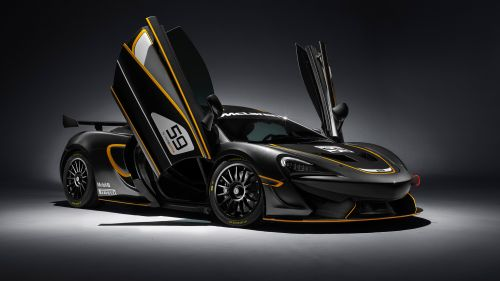Mclaren Gt4 Wallpaper for Desktop and Mobiles