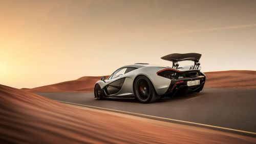 McLaren P1 HD Wallpaper