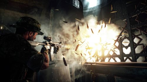 Medal of Honor: Warfighter HD Wallpaper
