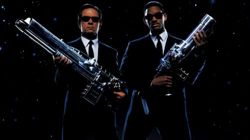 Men in Black Hd Wallpaper for Desktop and Mobiles
