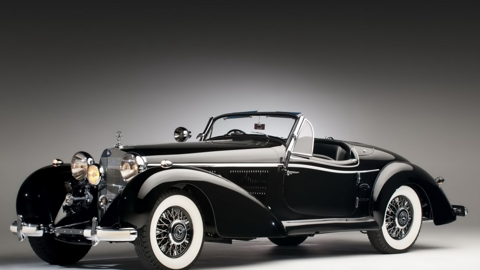 Mercedes-Benz 540K HD Wallpaper