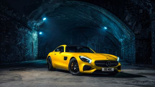 Mercedes Benz Amg Gt S Wallpaper for Desktop and Mobiles