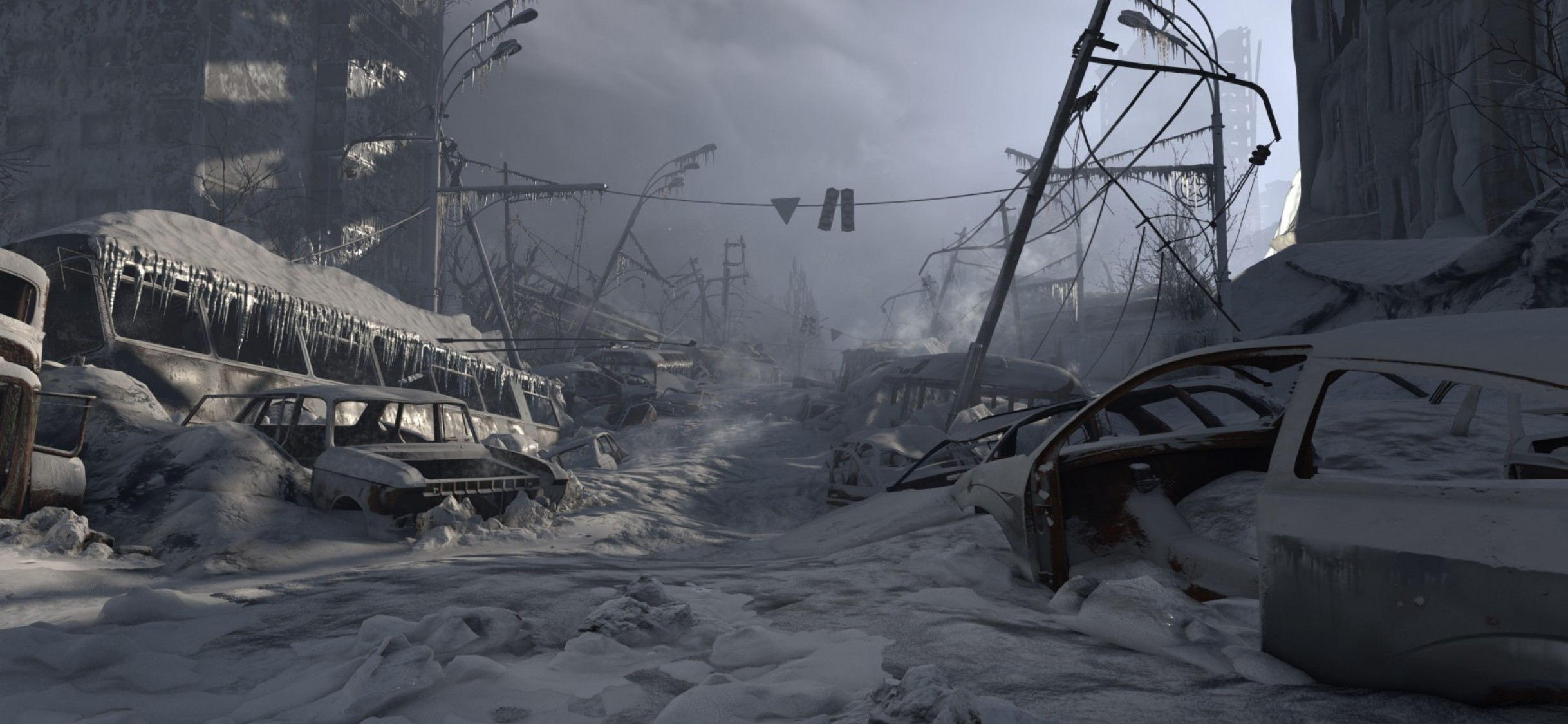 Metro Exodus HD Wallpaper