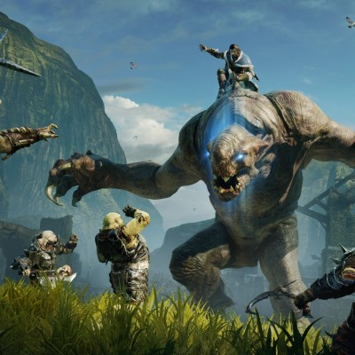 Middle Earth: Shadow of mordor HD Wallpaper