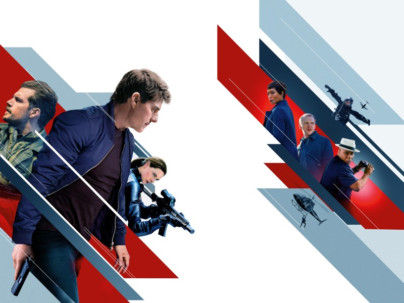 Mission Impossible Fallout 2018 Movie Wallpaper