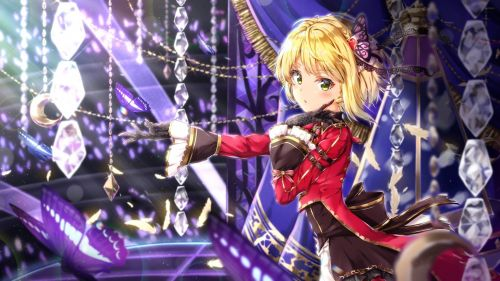 Miyamoto Frederica HD Wallpaper