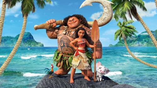 Moana HD Wallpaper