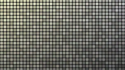 Monochrome mosaic HD Wallpaper