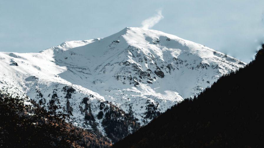 Mountains Of Swiss Alps Hd Wallpaper Wallpapersnet