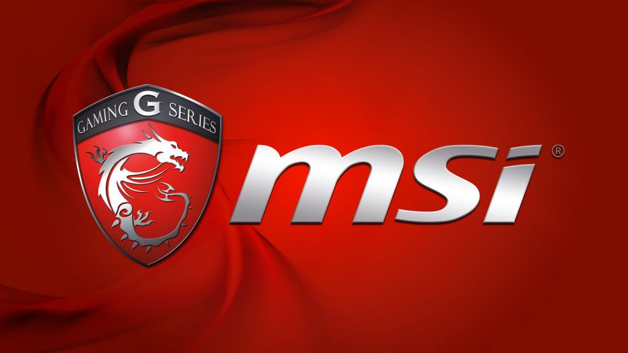 Msi Gaming Series Logo Full Hd Wallpaper for Desktop and Mobiles
