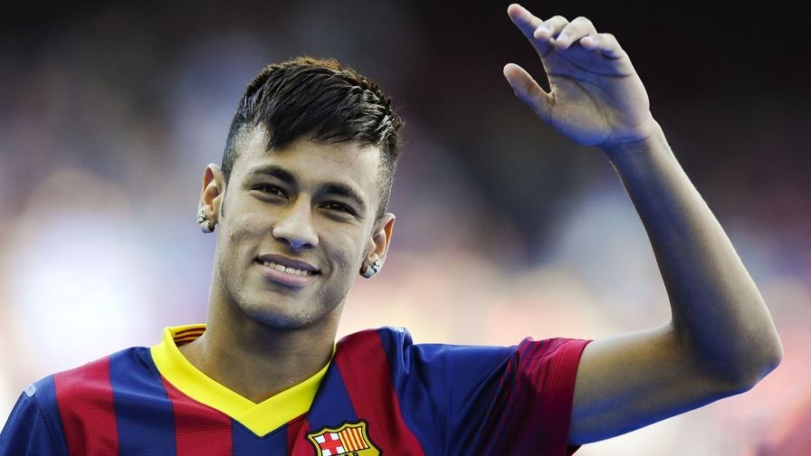Neymar Barchelona HD Wallpaper