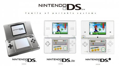 Nintendo DS Family HD Wallpaper