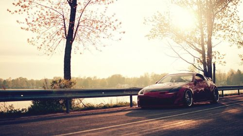 Nissan 350Z HD Tuned HD Wallpaper
