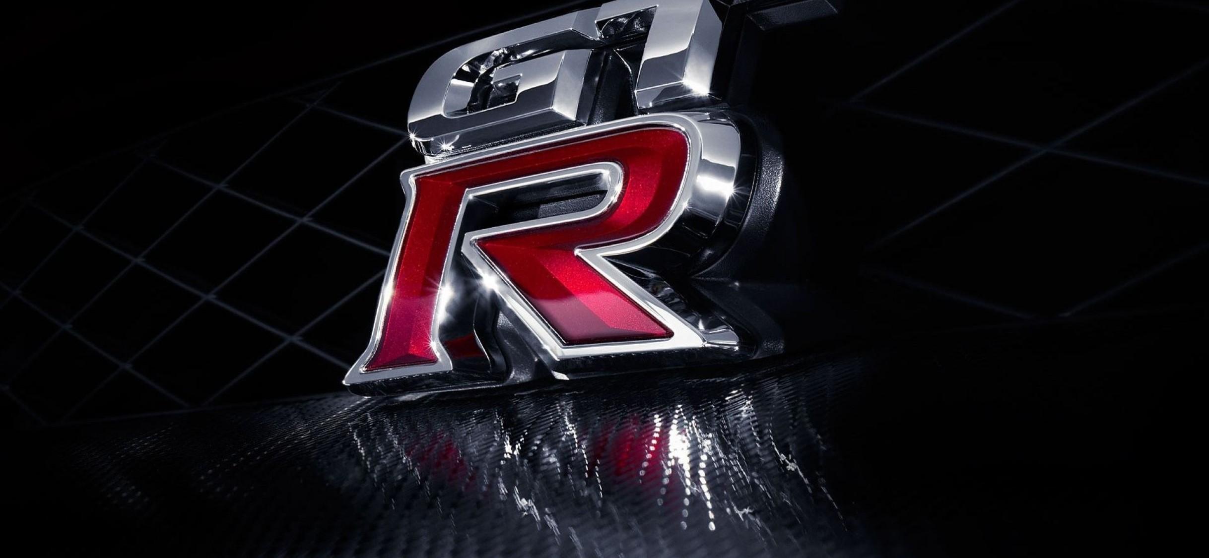 Nissan Gt R Badge Logo Wallpaper For Desktop And Mobiles