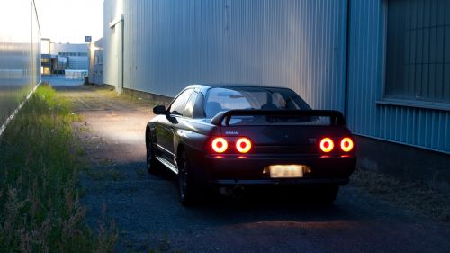Nissan Skyline GT-R HD Wallpaper