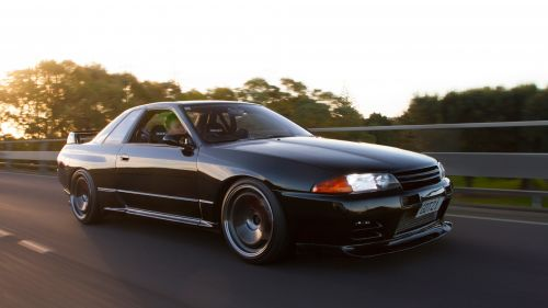 Nissan Skyline R32 HD Wallpaper
