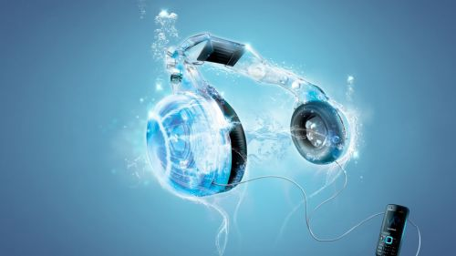 Nokia.Express music HD Wallpaper