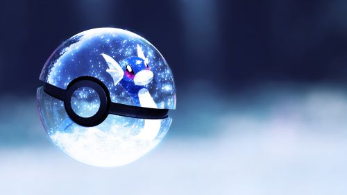 Pokemon Ball Pokeball HD Wallpaper