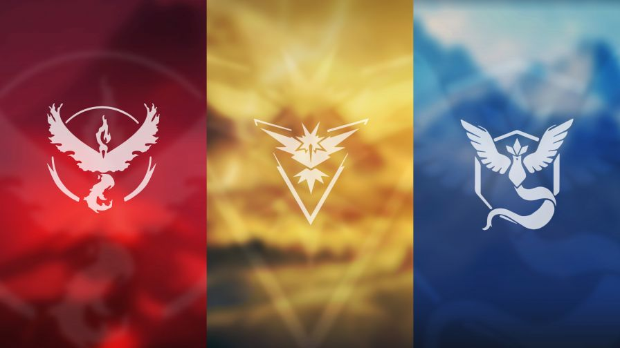 Pokemon Go Team Mystic Hd Wallpaper for Desktop and Mobiles