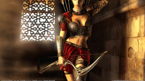 Prince Of Persia The Two Thrones HD Wallpaper
