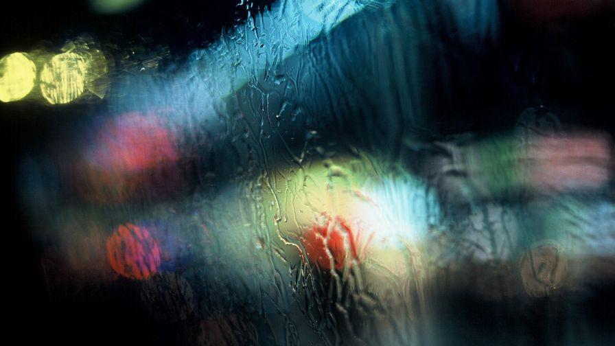 Rainy Window Hd Wallpaper Wallpapersnet