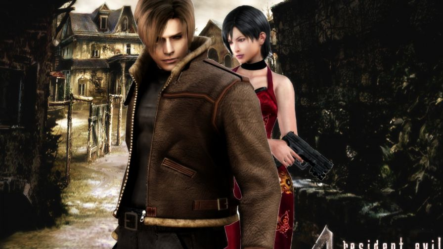 Resident Evil 4 Hd Wallpaper Wallpapersnet