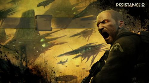 Resistance 2 HD Wallpaper