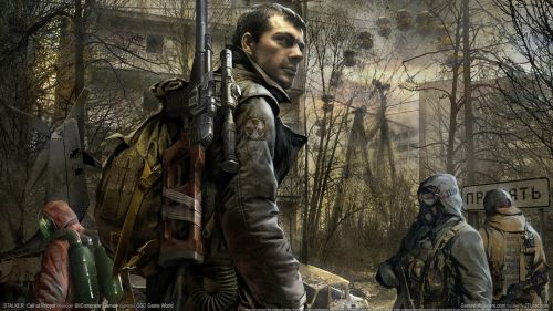 S.T.A.L.K.E.R. : Call of Pripyat HD Wallpaper