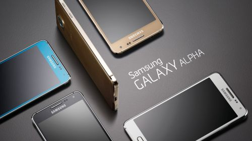 Samsung Galaxy HD Wallpaper